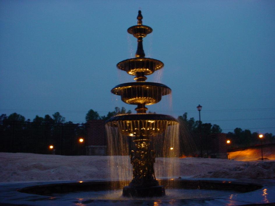 Serenity Water Gardens Fountains