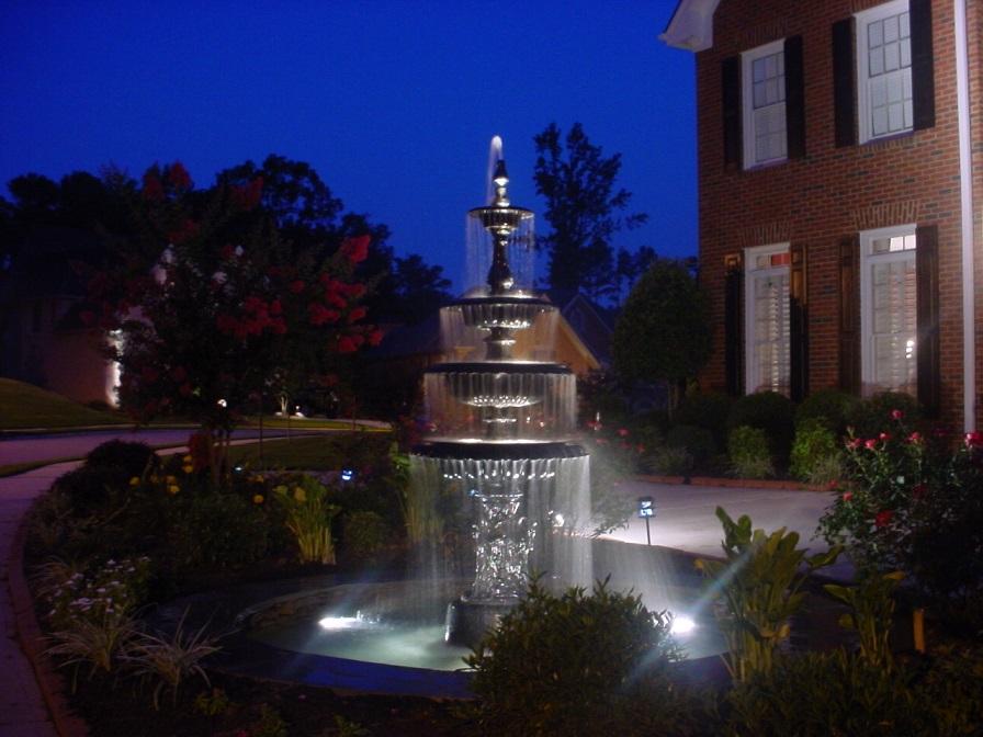 fountain construction 2